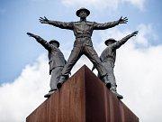 Místa spojená s atentátem na Heydricha, 25. května v Praze. Památník Operace Anthropoid