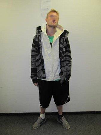 Dvacetiletý recidivista