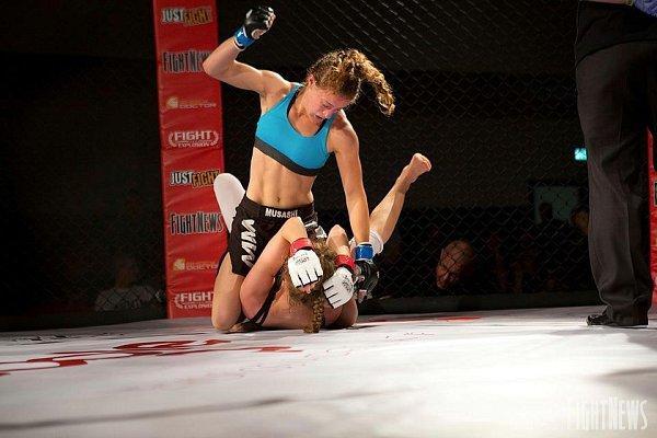Magdalena Šormová trénuje čtyřikrát až šestkrát týdně