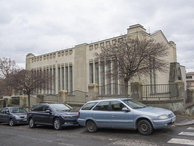 Oblíbená místa Lubomíra Brožka, Šalounova vila