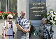 Přeživší z Lidic 16. června 2019 v Praze navštívili několik míst spjatých s osudem obyvatel jejich vyhlazené obce.