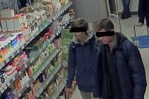 Podezřelé z krádeže čokolády policie dopadla