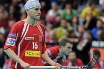 NOVÁ ZKUŠENOST. Reprezentant a dnes už bývalý hráč Tatranu Milan Garčar míří do mekky všech florbalistů, do Švédska.
