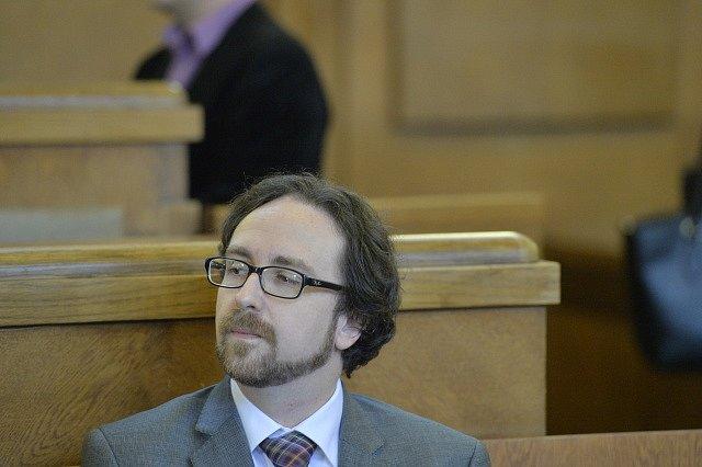 Právník David Mlíčko.