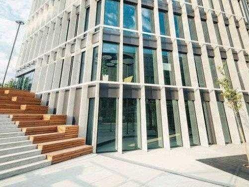 V Praze 8 se otevře administrativní komplex Palmovka Open Park.