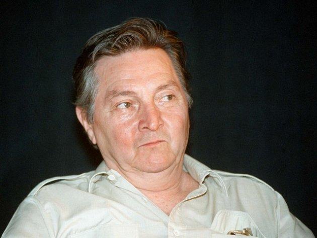 Pavel Šmok, zakladatel Pražského komorního baletu.