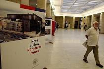 Nová budova Národního muzea vzniká z bývalé pražské burzy, později federálního shromážnění a sídla Rádia Svobodná Evropa.