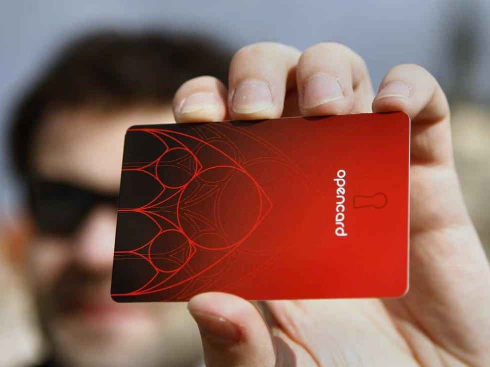 Opencard. Ilustrační foto.