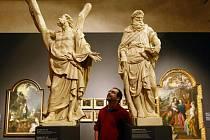 Ve Valdštejnské jízdárně bude od 26. listopadu otevřena výstava obrazů Karla Škréty.