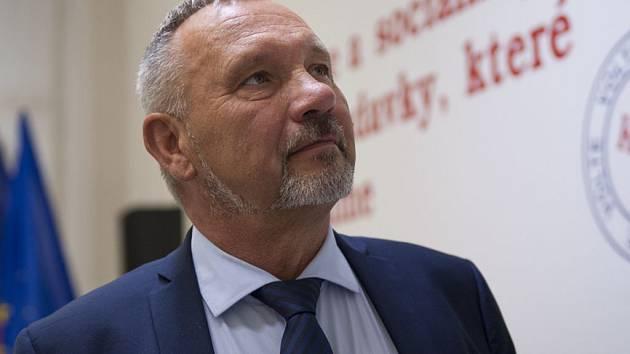 Nový senátor za Znojemsko: usiluje komunista Kováčik, soupeři zatím jasní nejsou