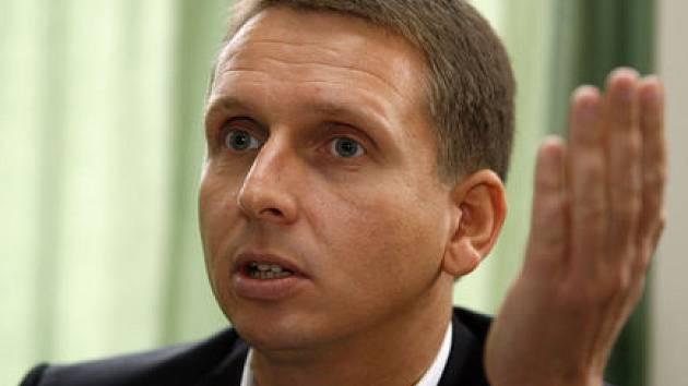 Martin Dvořák.