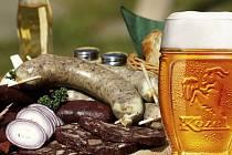 Ladovské vepřové hody ve velkopopovickém pivovaru.