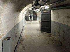 Kryt Folimanka není vždy veřejnosti otevřen. Po údržbě se tak v roce 2014 naskýtá poslední příležitost.