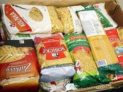 Potravinová banka. Ilustrační foto.