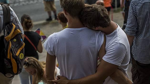 Prague Pride prošel 15. srpna centrem Prahy.