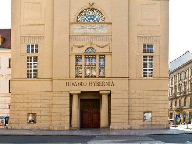 Divadlo Hybernia. Ilustrační foto.