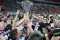 Šestinásobné šampiony, Prague Black Panthers, v letošním ročníku ligy neuvidíme.