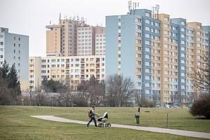 Jižní Město. Ilustrační foto