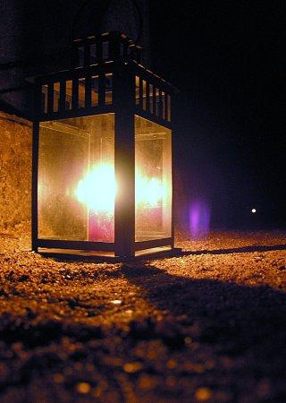 Pohádkové noční prohlídky na zámku Dobříš.