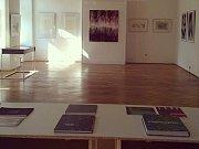 Výstavní prostor galerie Hollar