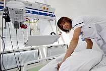 Ve Fakultní nemocnici Královské Vinohrady bylo novinářům 12. června 2007 prezentováno nové zrekonstruované pracoviště kardiologie.