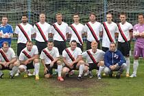 Mužstvo SK Třeboradice pro sezonu 2013/2014.