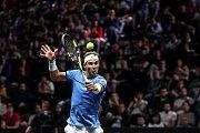 Laver cup, hraný 22. září v Praze. Rafael Nadal