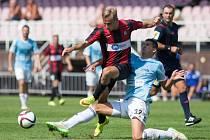 Fotbalisté Vyšehradu remizovali ve čtvrtém kole druhé fotbalové ligy na domácím hřišti s mužstvem Opavy 0:0.