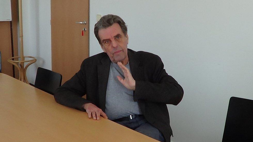 Jan Sokol v roce 2015.