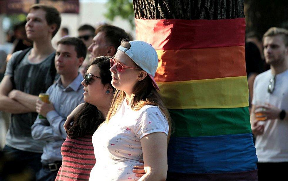 Festival Prague Pride 2016.
