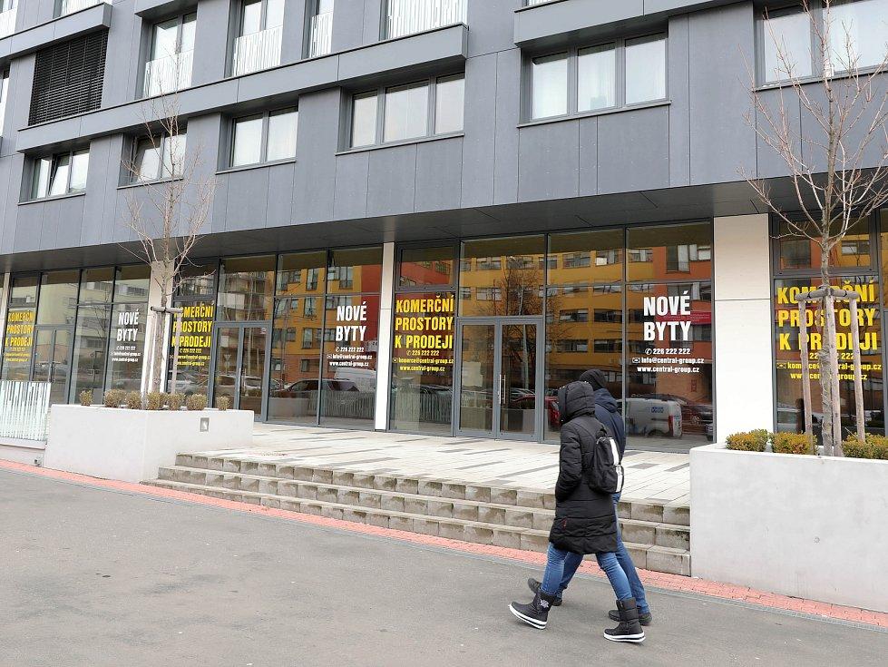 Budova Central  Group v Praze 3.