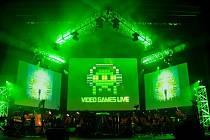 Show Video Games Live přináší živou hudbu z počítačových her.