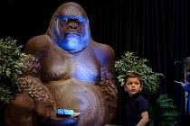 Čokoládový festival letos předvede sochy zvířat v životní velikosti.