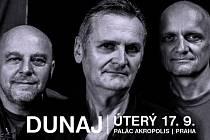 Alternativní rockeři z kapely Dunaj dnes zahrají v Akropoli.
