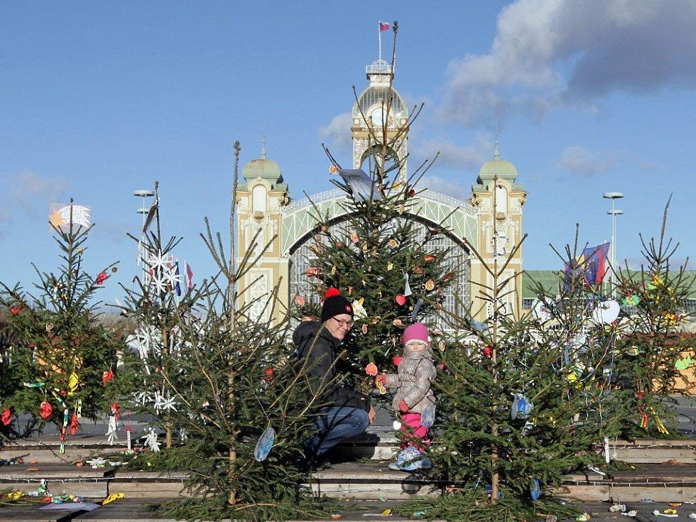 Vánoční trhy – Výstaviště Holešovice.