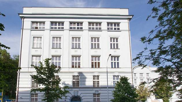 Budova Ústavu soudního lékařství.