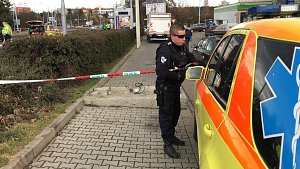 Při nehodě na Švehlově ulici zemřeli dva chodci