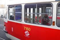 Z velkého průzkumu obsazenosti denních tramvajových linek v Praze.
