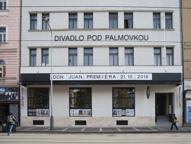 Divadlo Pod Palmovkou.