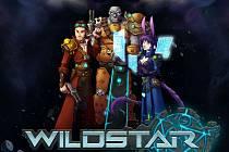 Online počítačová hra Wildstar.