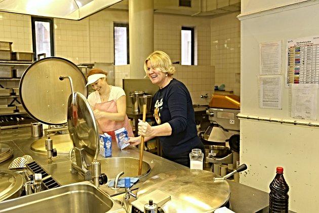 V pátek 15. prosince bude starostka rozlévat polívku
