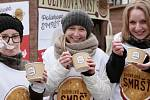 Gurmánská benefice Polívková smršť opět na Andělu. Polívková smršť spojuje gastronomický zážitek s veřejnou sbírkou a kombinuje výtečné polévky s návratem chuti do života.