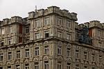 Husův sbor na Vinohradech, Hotel Juliš, Palác Adria a vila architekta Pavla Janáka na Babě.