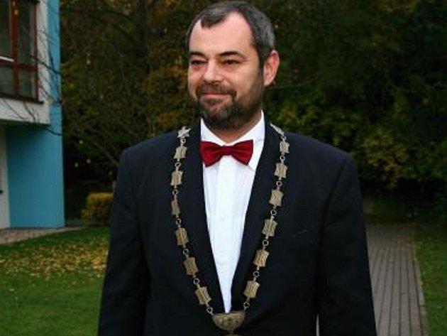 Starosta Jiří Štyler.