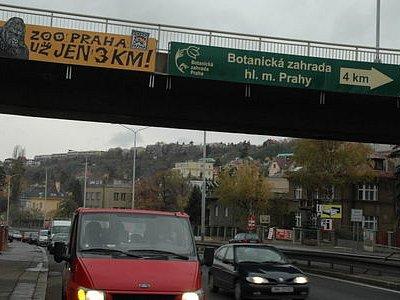 CHCEME AUTA POD ZEM. Místní požadují tunel navazující na Městský okruh už dlouho. Teď jejich návrh podpořila i radnice.