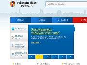 Nejlepší webové stránky mezi samosprávnými celky v hlavním městě má např. Praha 8