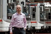 Milan Křístek – generální ředitel pražských Dopravních podniků