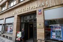Budova Městské části Praha 1. Ilustrační foto.
