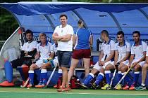 NA CESTĚ. Národní tým vedený Miroslavem Ludvíkem stojí uprostřed generační obměny.