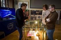 Výstava k 60. výročí CERNu 28. září v Praze.